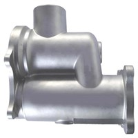 Precision Casting Part made of 304 Stainless Steel with Silica Sol Casting Process