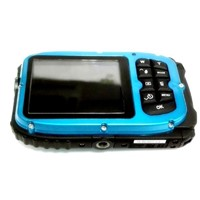 "Professional Waterproof Digital Camera DC-168 with 2.7"" TFT Screen 12MP Deep to 10m"