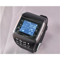 Q8+Watch Mobile Phone,Wrist Mobile Phone,Dual sim cards dual standby + FM + Pinhole camera