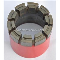 Q series diamond core bit