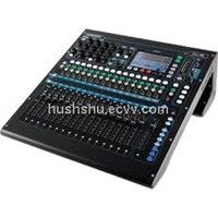 Qu-16 - 16 Channel Rackmountable Digital Mixer