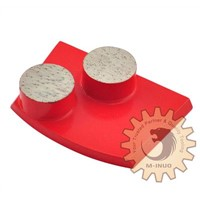 Quick Change Double Button Grinding Plate, Sutiable for Lavina Grinder