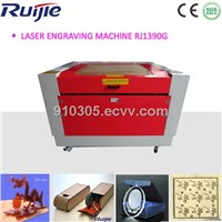 RJ1390G CNC CO2 Bamboo Glass Laser Engraving Machine