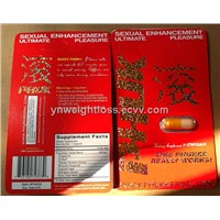 Red PHUK Male Sex Sexual Enhancement Pill