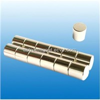 Ring Rare Earth Neodymium Magnets, Disc Shape with High Resistance