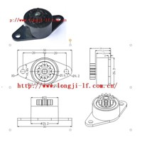Rotary Damper (Uni-directional) for Automatic Selling