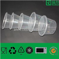 Round Shape Plastic Food Container