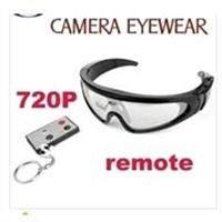 SKIING WATERPROOF MP3 Video Camera Sunglasses DV78B