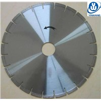 Segment Diamond Saw Blades for Cutting Marble, Granite and Asphalt