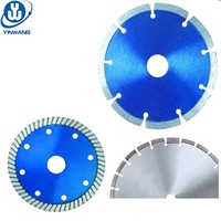 Silver Welded Wet Cutting Diamond Veins Saw Blades