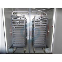 Small egg incubator for sale/poultry egg hatchery machine/poultry egg incubator