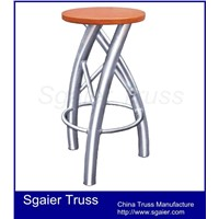Solid Wood Truss Bar Furniture wood chair