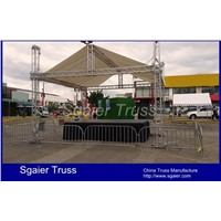 Stage lighting truss for event aluminum concert truss