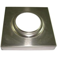 Stamping Welding Part made of Q235 with Stamping process