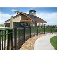 Steel Security Fence (JHL7)