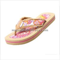 Summer Fashion Design Lady Beach EVA Slippers