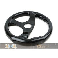 Supper light weight day carbon fiber racing steering wheel