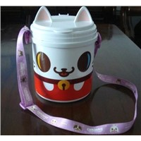 Supplier for Popcorn Packaging Bucket with Cartoon Printing