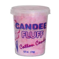 Supply for Food Grade  Plastic Bucket Cotton Candy Tin with Printing