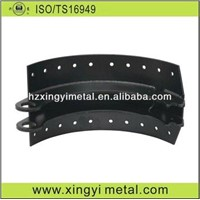 T8235 semi truck brake shoes truck trailer brake shoes for truck
