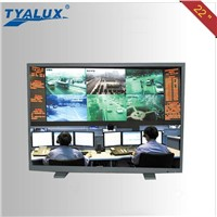 TFT favorable price 22 inch ultra thin and light cctv lcd monitor