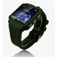 TW120 Wrist Mobile Phone,Watch Mobile Phone,Smart Watch 1.54 touch screen Single Core