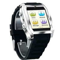 TW206 Watch Mobile Phone,Wrist Mobile Phone,2013 New arrival Bluetooth Smart Watch Phone