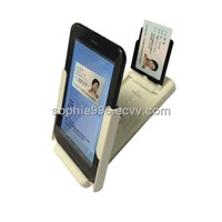 Travel document reader based on Android/IOS system