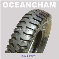 Tricycle Motorcycle Tyre 4.00-8 for Sale