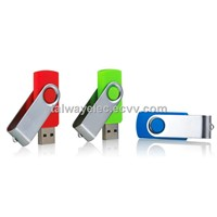 USB Flash Drive ,Promotional Swivel Custom USB Flash Drive
