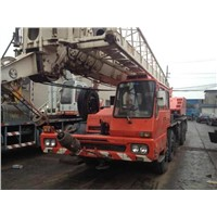 USED TADANO 50T HYDRAULIC MOBILE TRUCK CRANE ORIGINAL FROM JAPAN