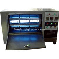 UV weathering testing machine