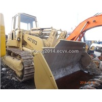 Used Ameican CAT 973 Crawler  Loader