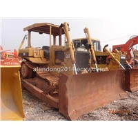 Used CAT D6H Bulldozer , Good Price Made In Japan