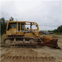 Used Crawler Bulldozer Caterpillar D7G Model