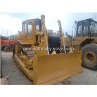 Used Crawler Bulldozer Used Caterpillar Bulldozer  D6H