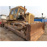 Used Crawler Bulldozer Used Caterpillar D7G Bulldozer