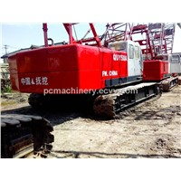 Used Crawler Crane 50T Zoomlion QUY50A For Sale