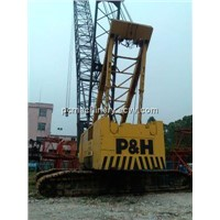 Used Crawler Crane P&H P&H 5300 For Sale