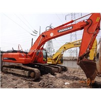 Used Doosan DH370LC-7 Hydraulic Crawler Excavator Machinery