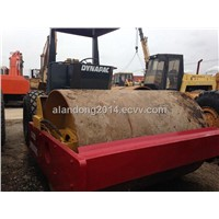 Used Dynapac CA25D Single Drum Vibratory Road Roller
