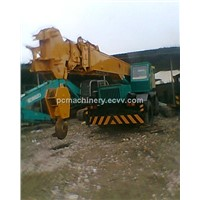 Used KATO 25T Rough Terrain Crane KR250