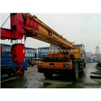 Used KATO Rough Terrain Crane KR250 25T