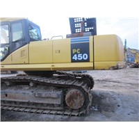 Used japan komatsu pc450 Excavator of 2011