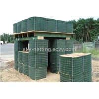Welded Hesco Container Barrier