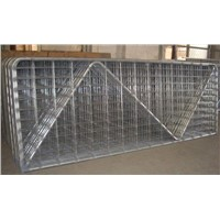 Welded Mesh Farm Fence Gate Australia Fence gate New zealand Mesh gate