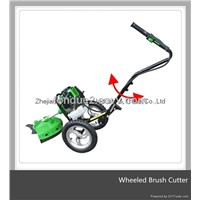 Wheeled Brush Cutter and Wheeled Grass Cutter