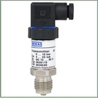 Wika Capacitive Pressure Transmitter Made in Germany