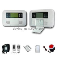 Wireless Gsm Alarm System Dy-gsm40b