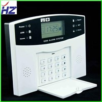 Wireless Intelligent home security GSM alarm system GSM-500